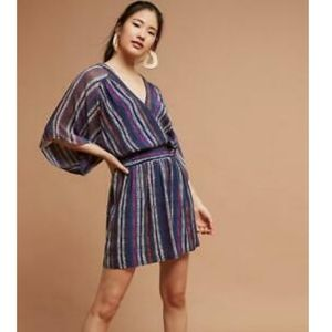 NWT Anthropologie Maeve Colorful Dress